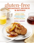 gluten-free breakfasts, gluten-free cooking, cookbooks, Linda J. Amendt