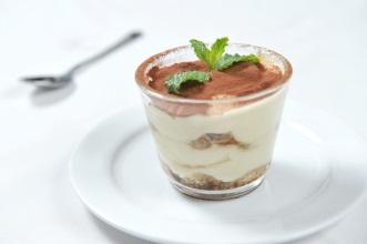 Tiramisu, calcium, milk, dessert, snack, National Nutrition Month