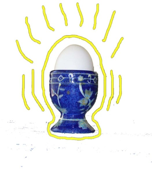 soft-boiled egg, egg cup