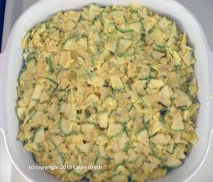 Zucchini Casserole Bread