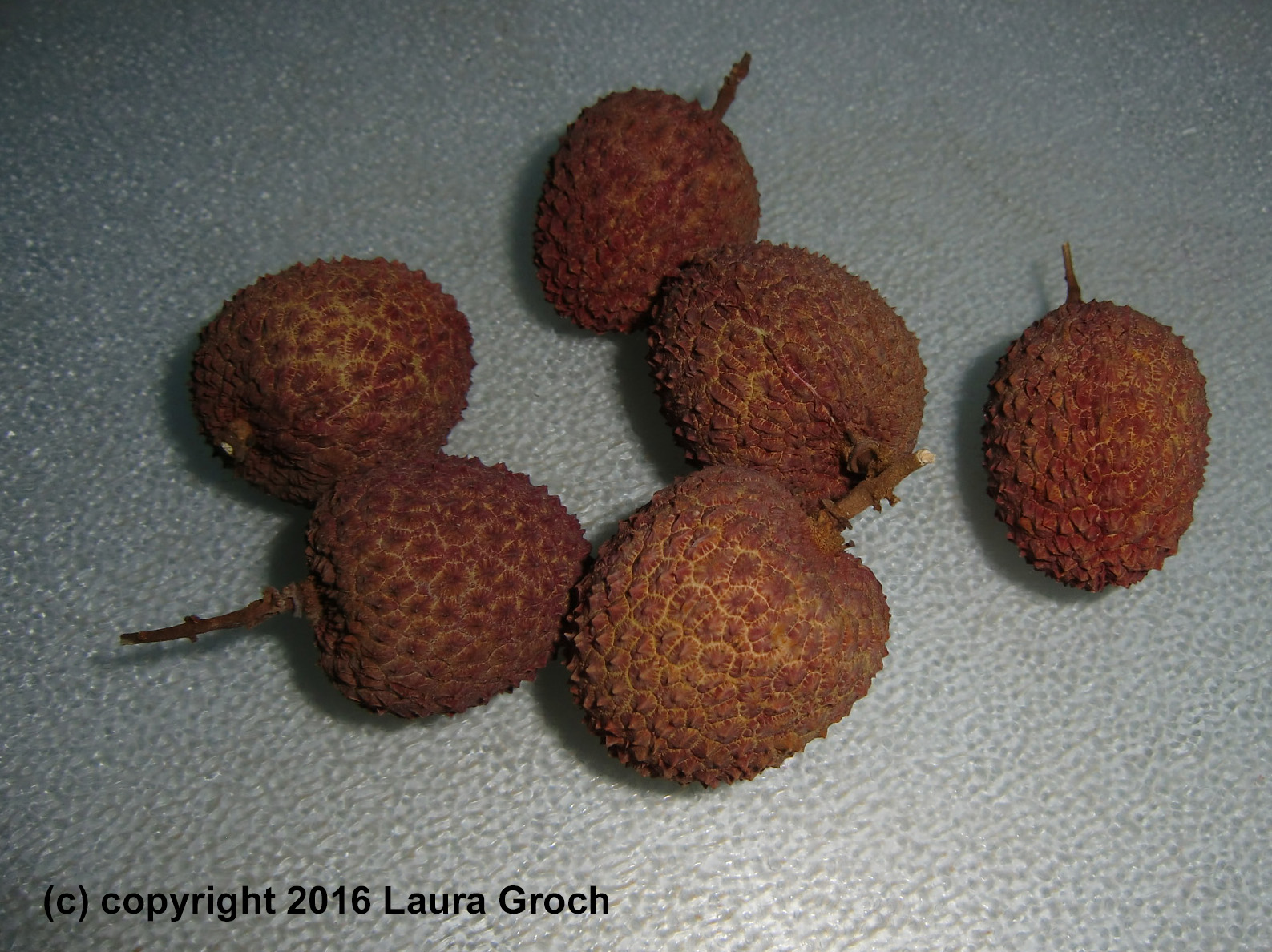 Will you like lychees?...