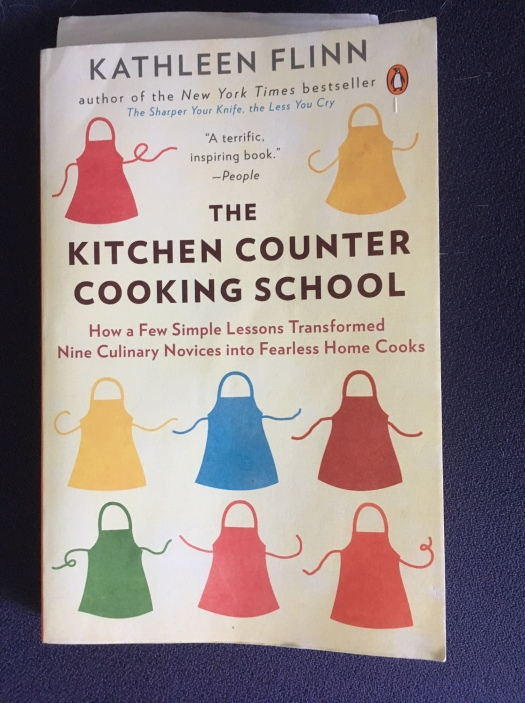"My well-thumbed copy of ""The Kitchen Counter Cooking School"" is my recommendation to you for 2019."